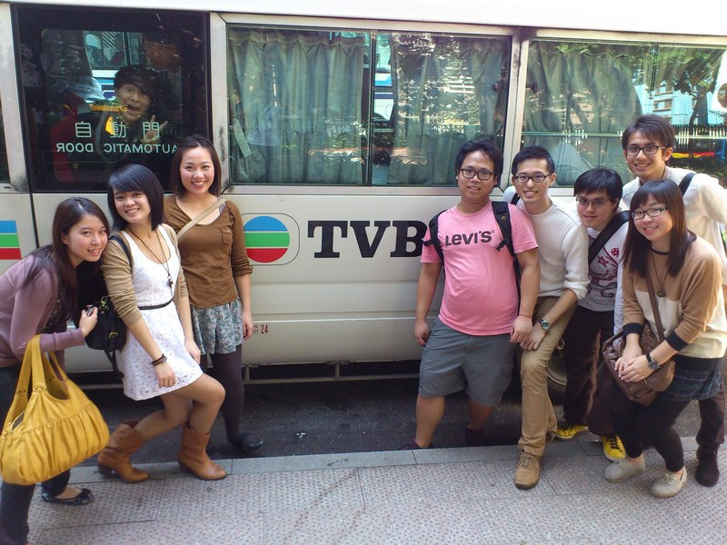 JustSing X Mosaic X TVB